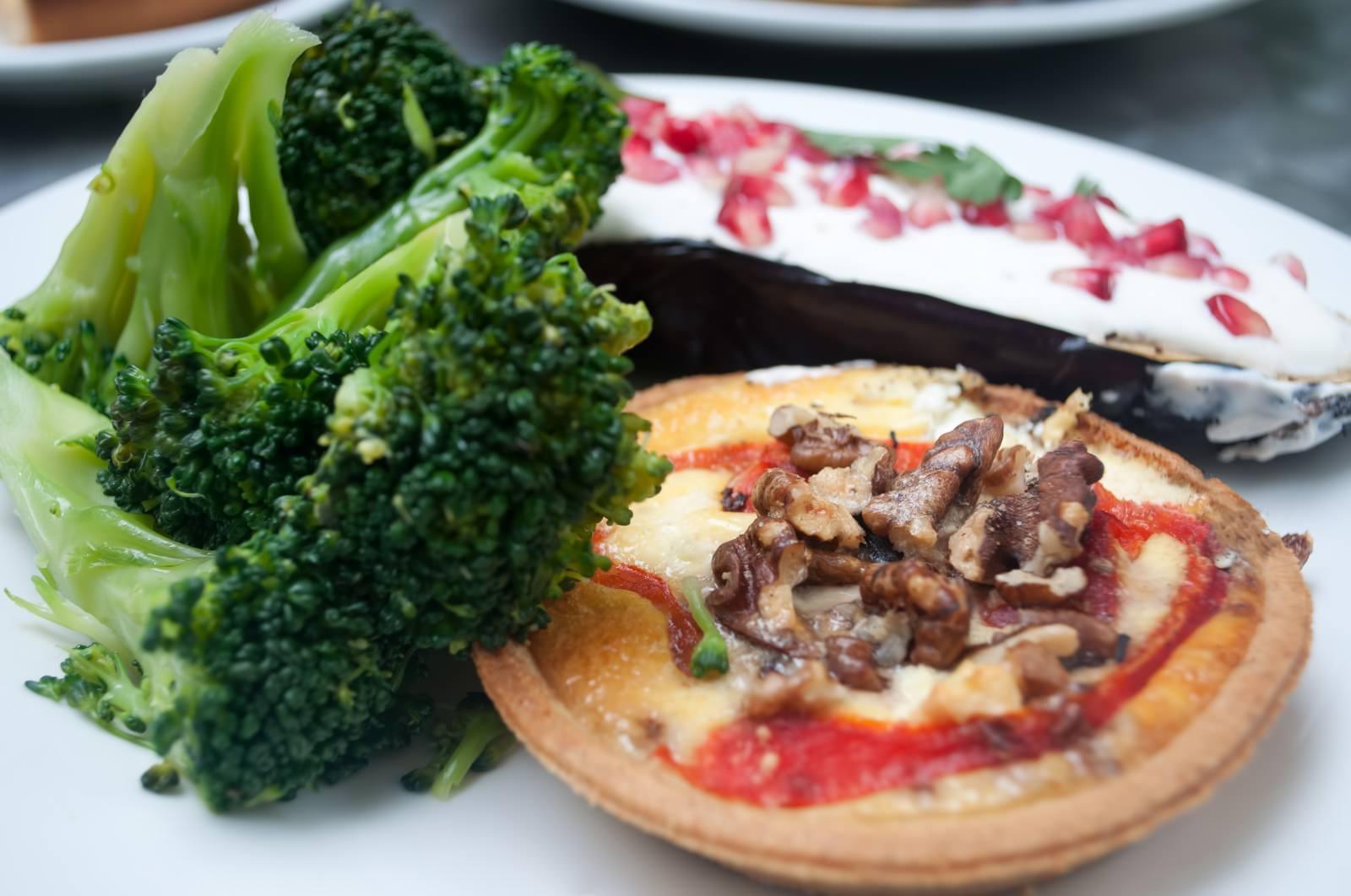 「ベジタリアン料理」の写真