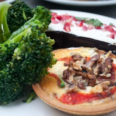 「ベジタリアン料理」の写真素材
