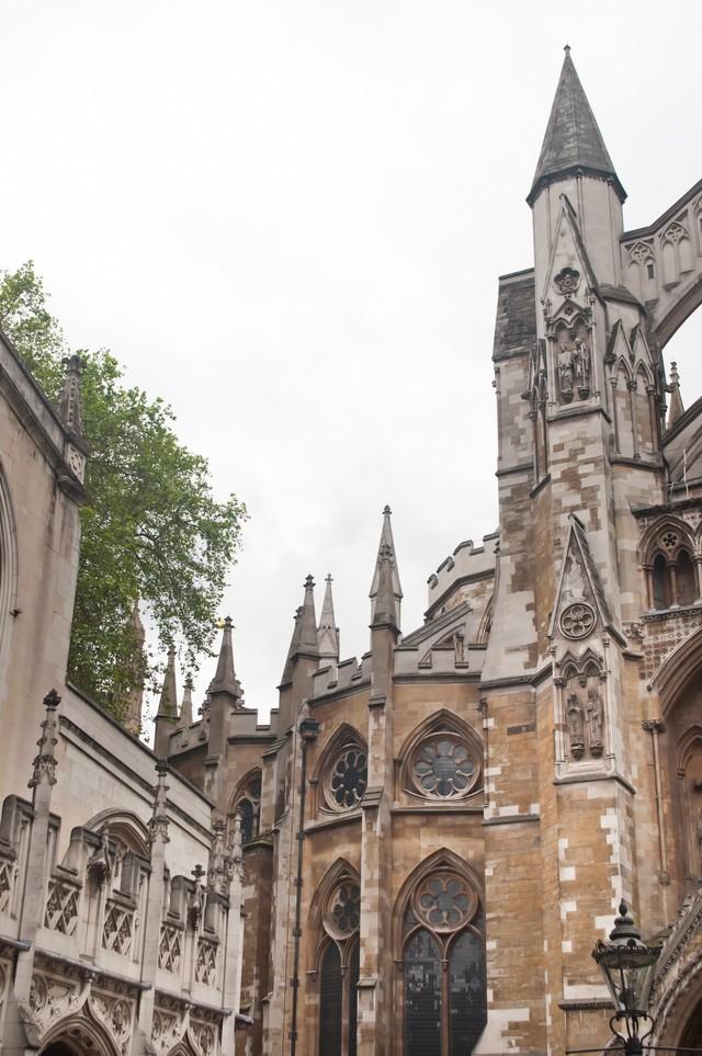 ロンドン建築物の写真