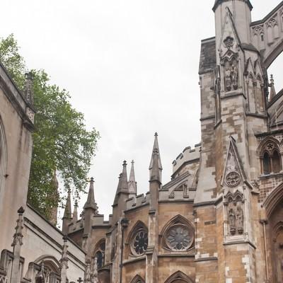 「ロンドン建築物」の写真素材