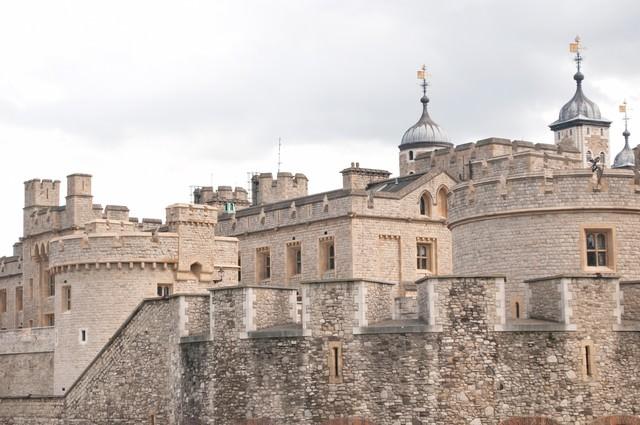 ロンドン塔の写真