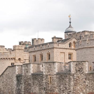「ロンドン塔」の写真素材