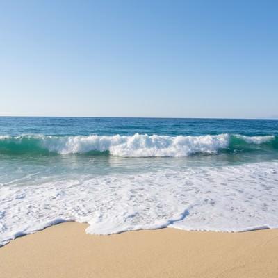 「屋久島の海」の写真素材