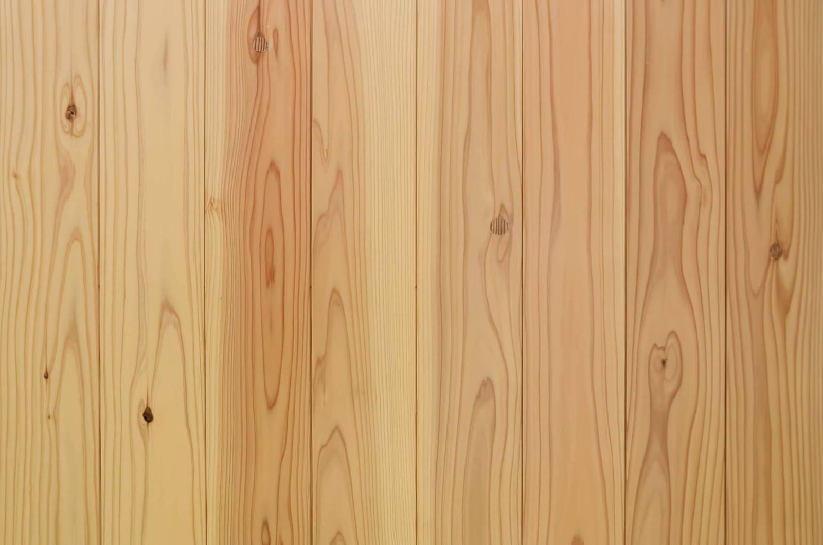 「木目のテクスチャー」の写真