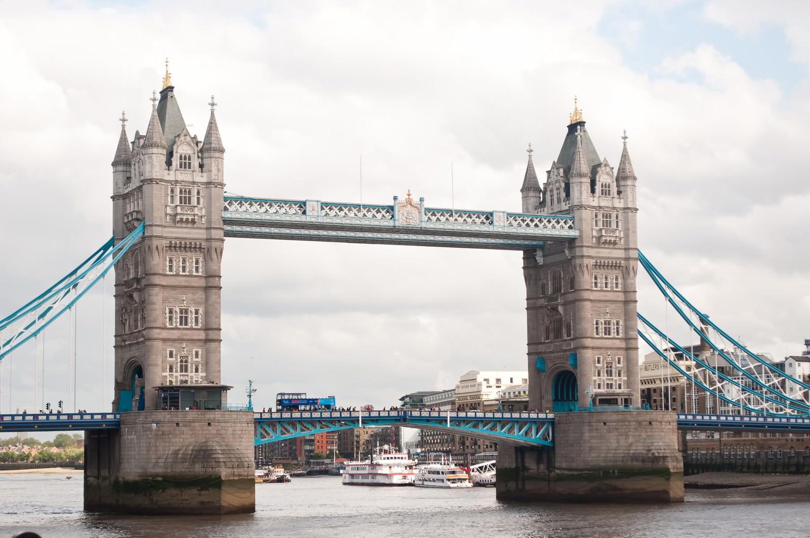 「タワーブリッジ」の写真