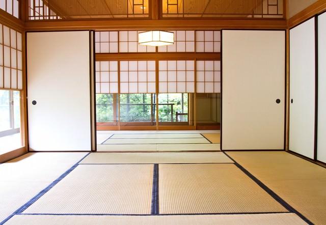 和室の間(6畳)の写真