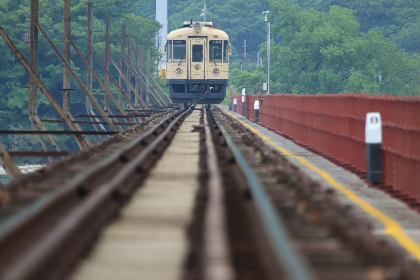 「京都丹後鉄道の旅」の写真