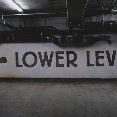 ← LOWER LEVELの写真