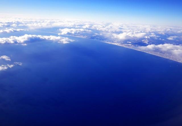 空からの眺めの写真