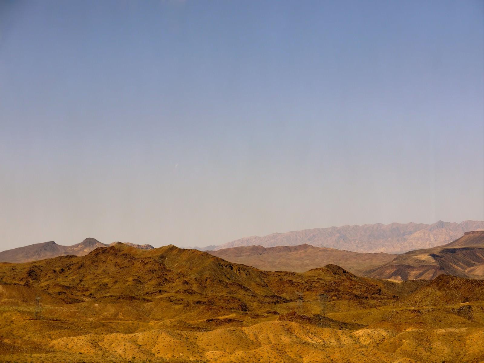 「ラスベガス周辺の山ラスベガス周辺の山」のフリー写真素材を拡大