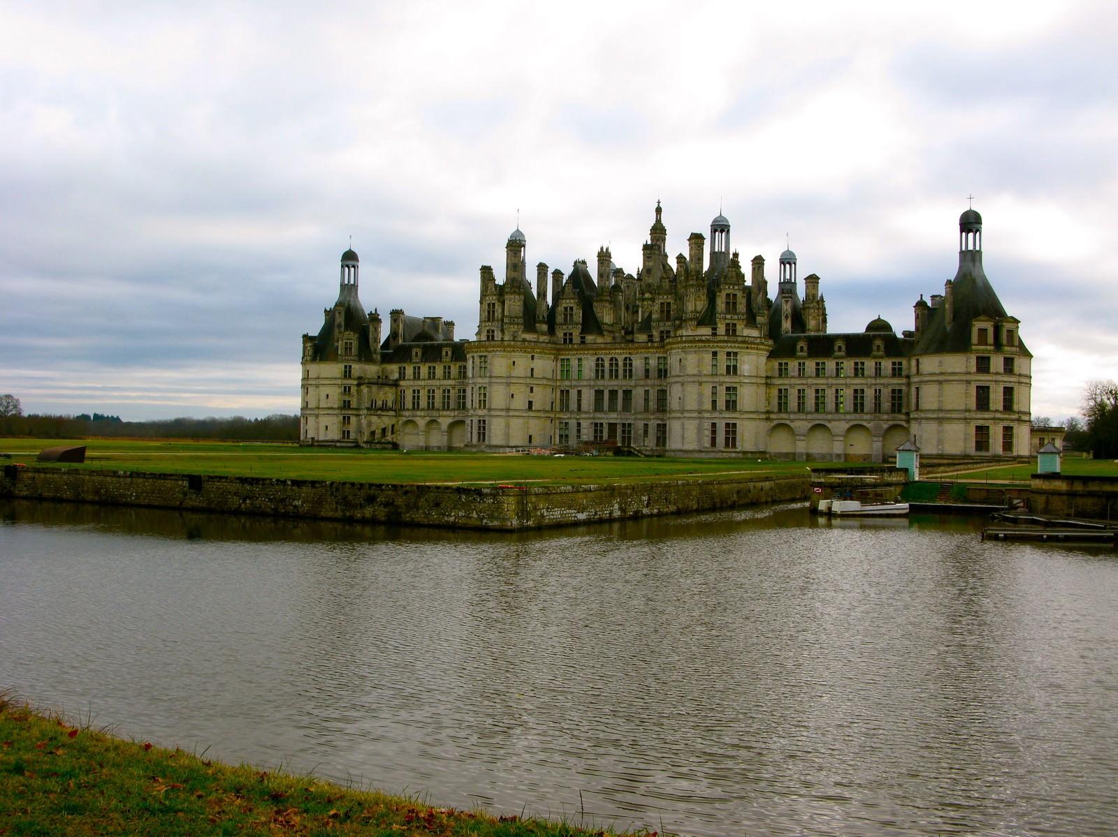 「シャンボール城」の写真