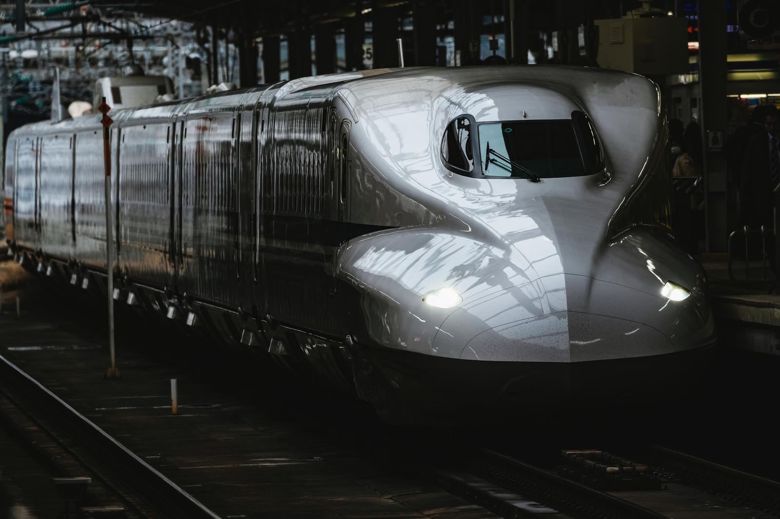 「新幹線N700系G30新幹線N700系G30」のフリー写真素材を拡大