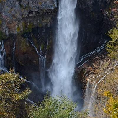 「華厳の滝」の写真素材