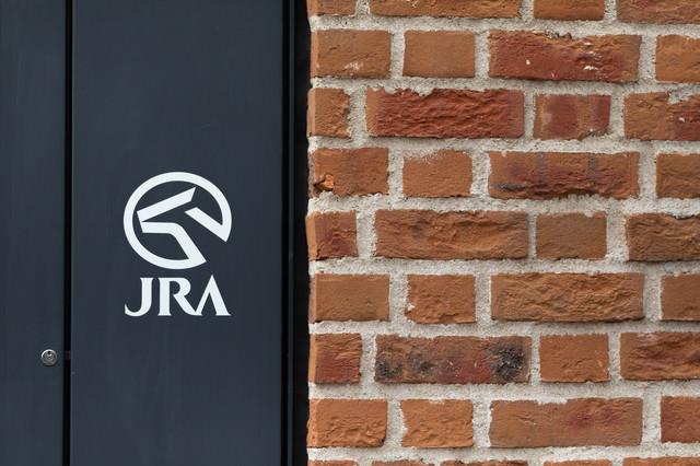 JRAのマークの写真