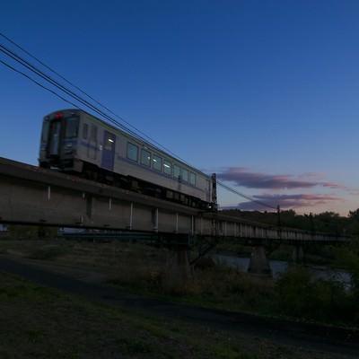 旭川のローカル線の写真