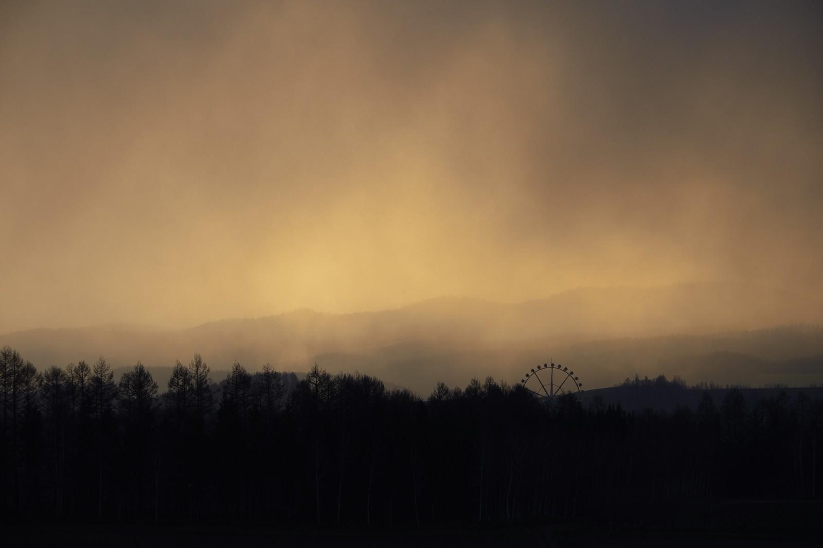「静寂な時」の写真