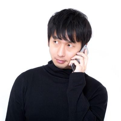 「しもしも〜」とダジャレを言いながら電話をするバブルの生き残りの写真