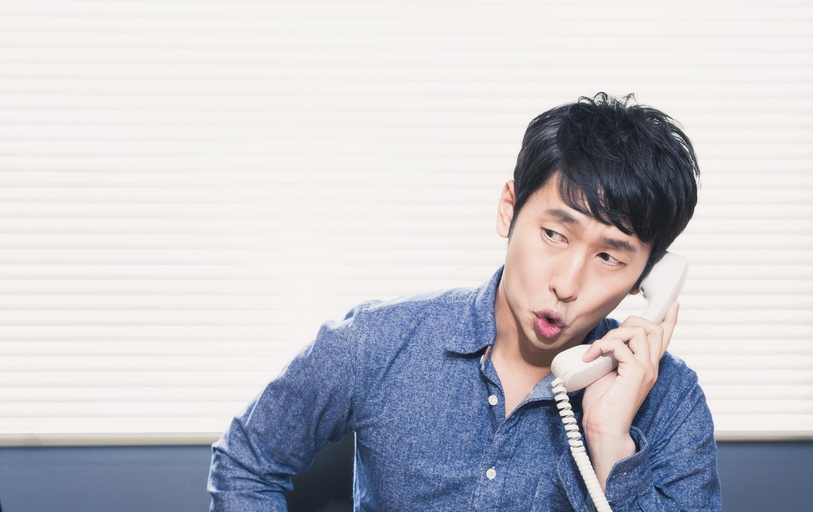 ビジネスチャンスを逃さないビジネスフォンで会議通話!