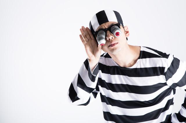 汚職の実刑判決を受け「OH、ショック!」と耳を疑う男性の写真