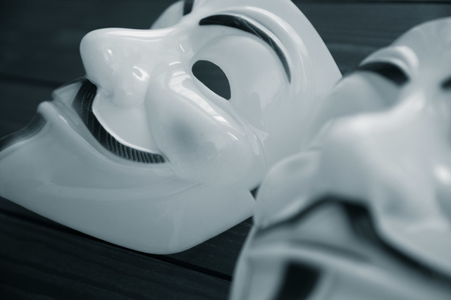 増田の仮面の写真