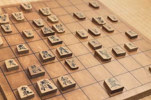 「二歩で反則負け(将棋)」のフリー写真素材