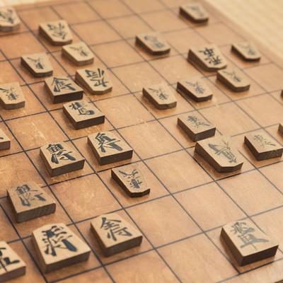 「二歩で反則負け(将棋)」の写真素材