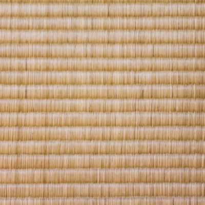 「古い畳のテクスチャー」の写真素材