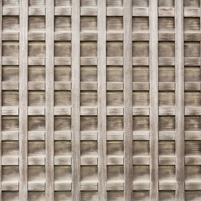 「格子状の壁」の写真素材