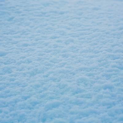 「積もった雪」の写真素材