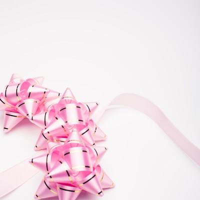 「贈り物」の写真素材