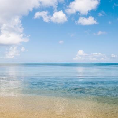 石垣島の海の写真