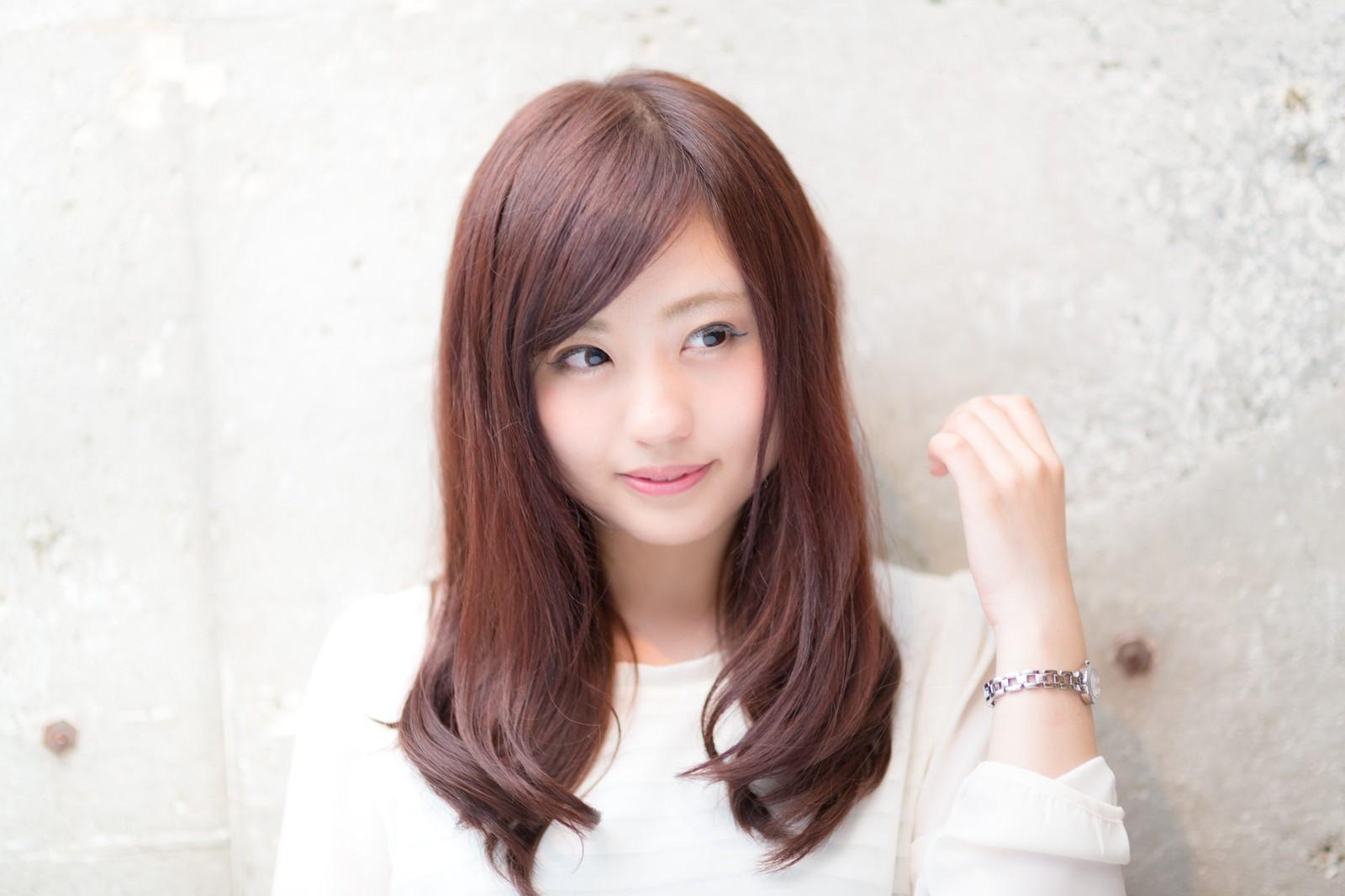 「渋谷のIT企業で働くキラキラ女性広報」の写真[モデル:河村友歌]