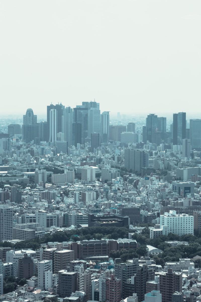 「サンシャインシティからの景観」の写真