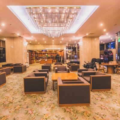 「ホテルのロビー」の写真素材