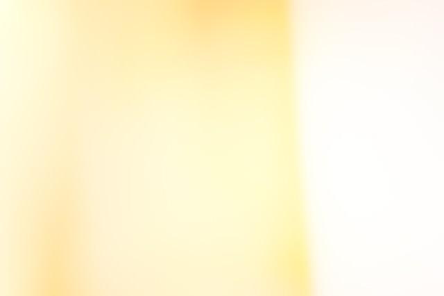 黄色い光の写真