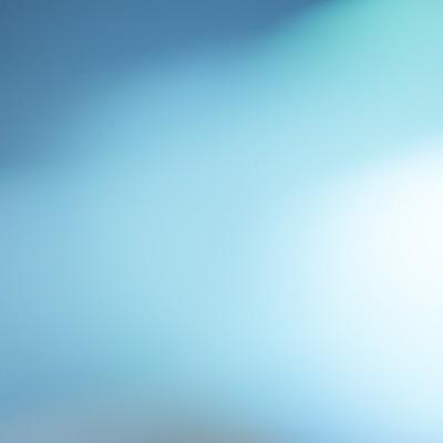青白い光の写真