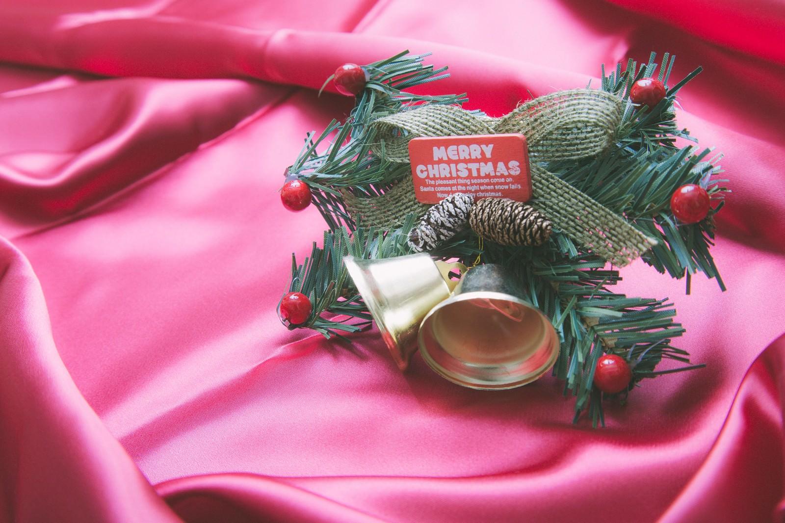 「MERRY CHRISTMAS」の写真