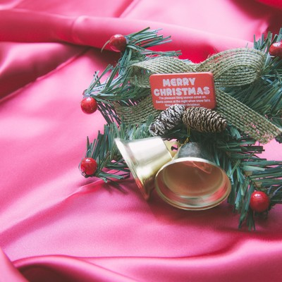 「MERRY CHRISTMAS」の写真素材