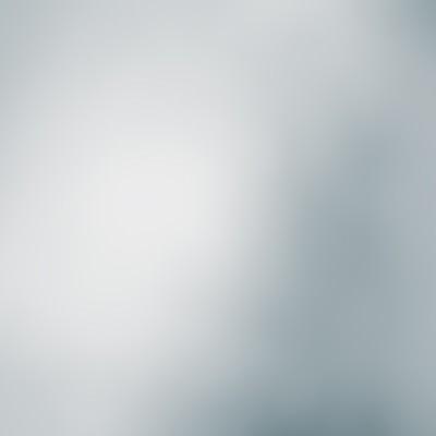 「灰色のボケ」の写真素材