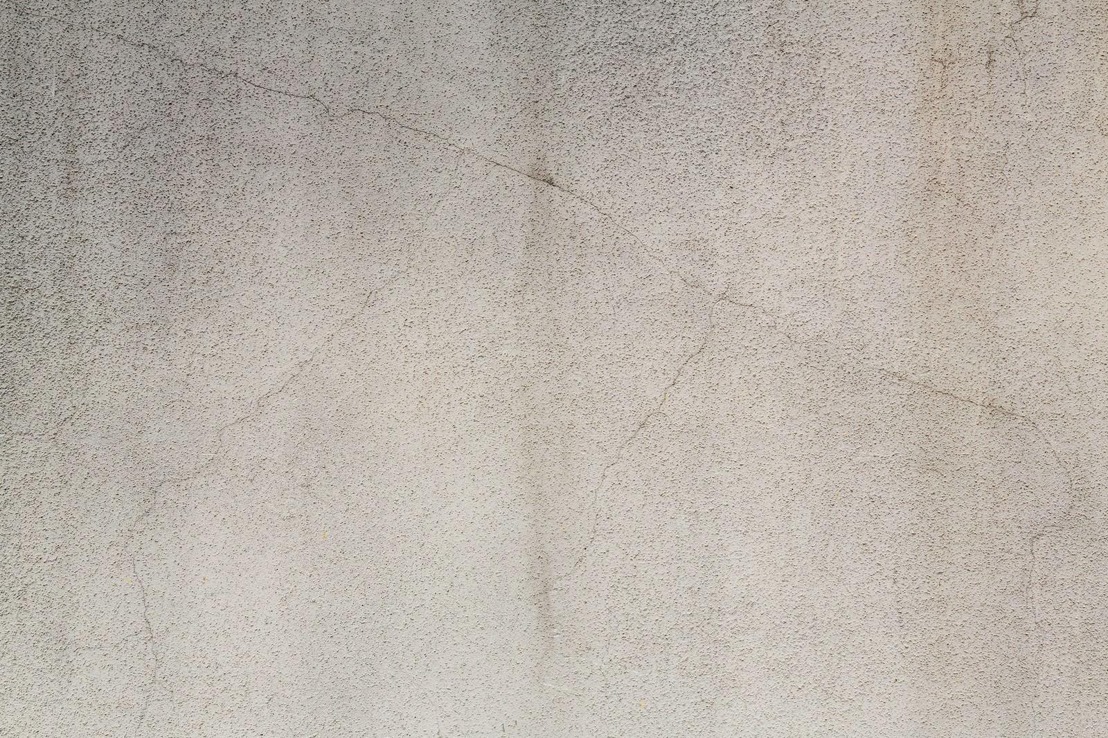 「ひび割れた壁(テクスチャー)」の写真