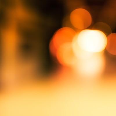 「奥からの光」の写真素材