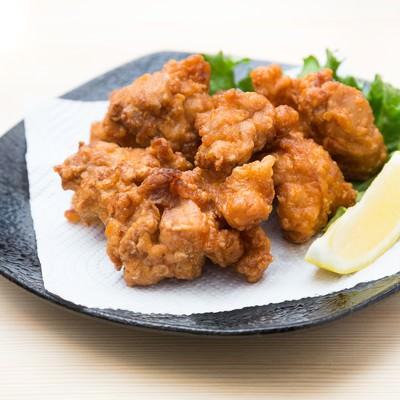 「絶品!鶏の唐揚げ」の写真素材