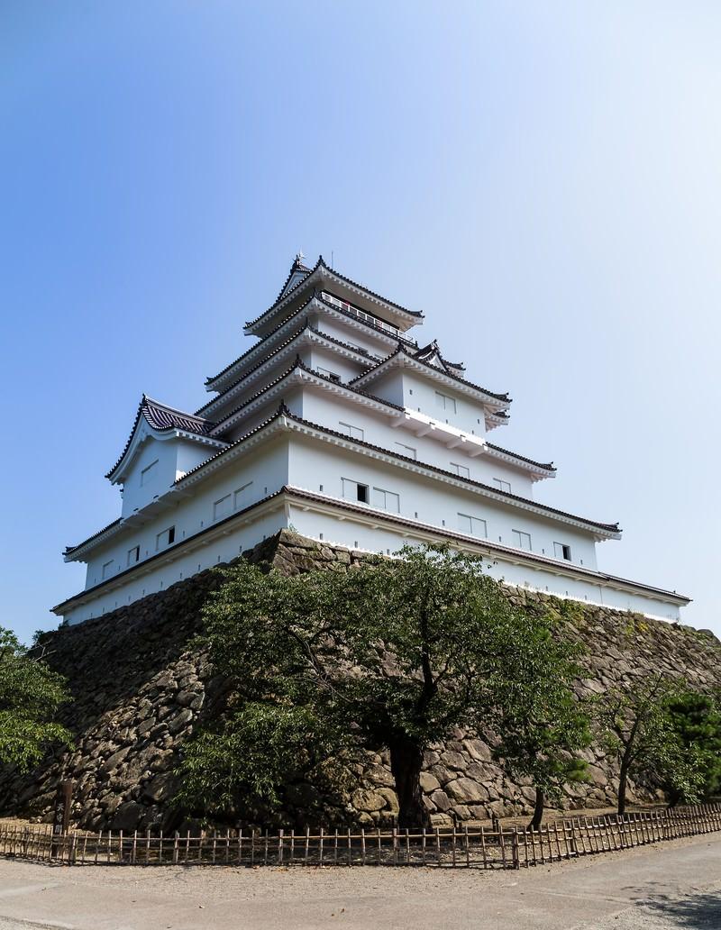 「鶴ヶ城」の写真