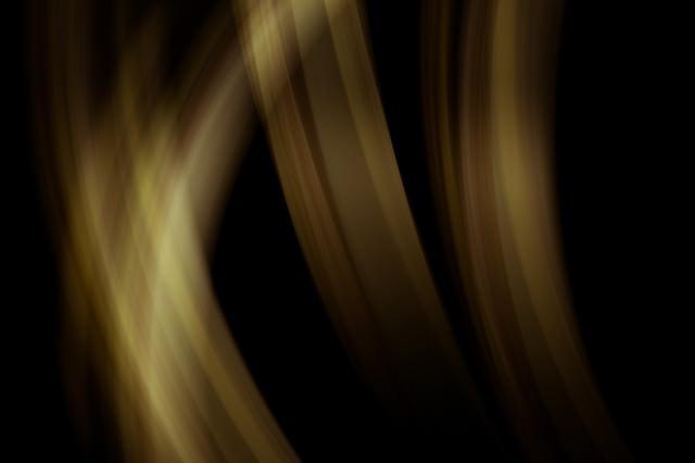 飛び回る残光の写真