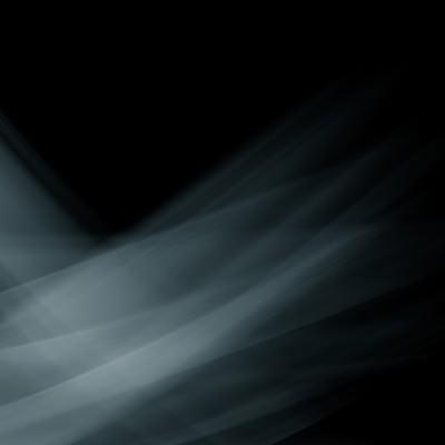 暗闇と光の跡の写真