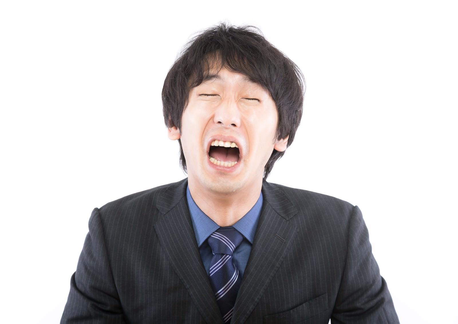 「この日本・・・世の中を変えたい男性この日本・・・世の中を変えたい男性」[モデル:大川竜弥]のフリー写真素材