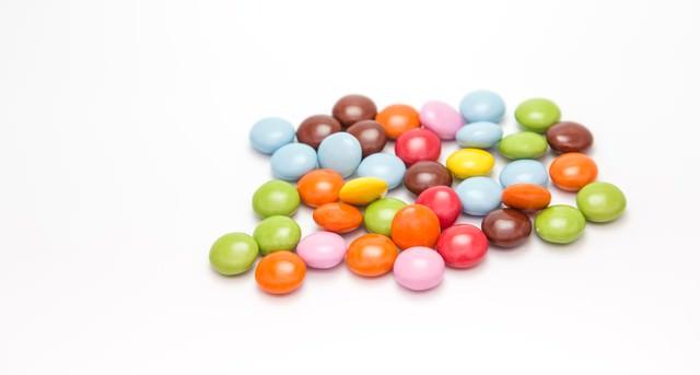マーブルチョコレートの写真