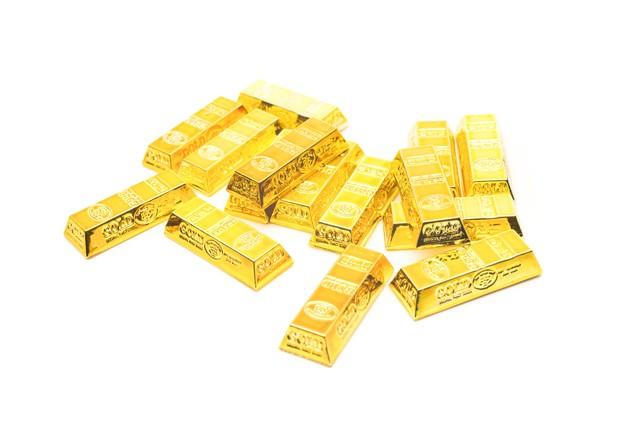 金塊の写真