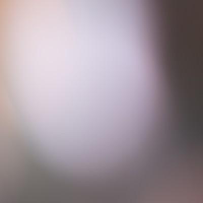 ボケた光の写真