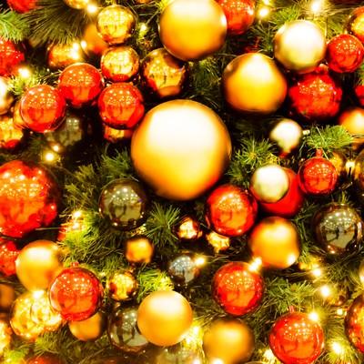 「クリスマスの飾り」の写真素材